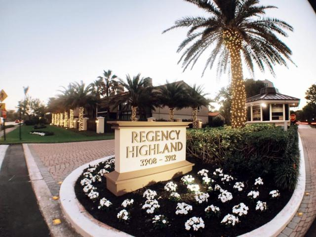 3912 S Ocean Boulevard #504, Highland Beach, FL 33487 (#RX-10446418) :: The Haigh Group | Keller Williams Realty
