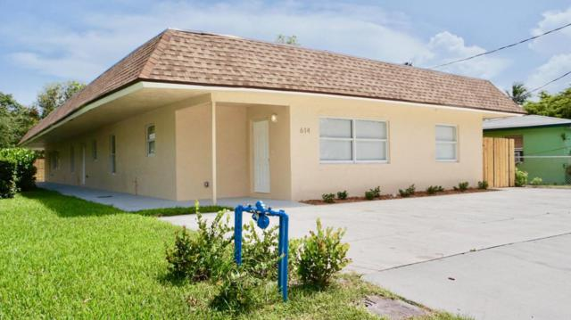614 NW 2nd Street, Delray Beach, FL 33444 (#RX-10446508) :: Ryan Jennings Group