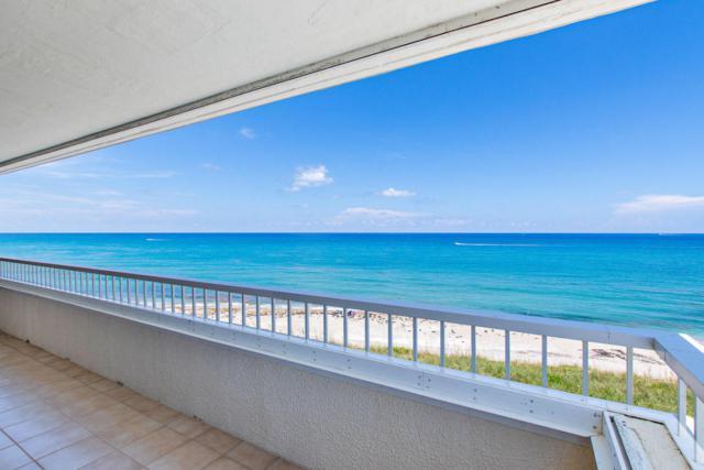5280 N Ocean Drive 3-A, Singer Island, FL 33404 (#RX-10446843) :: Blue to Green Realty