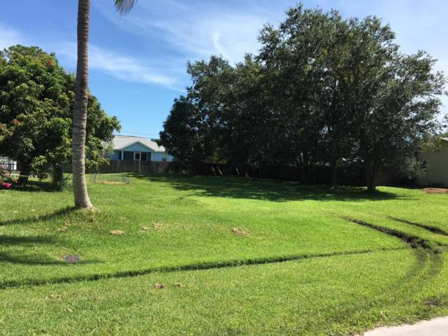981 SE Walters Terrace, Port Saint Lucie, FL 34983 (#RX-10447106) :: Ryan Jennings Group