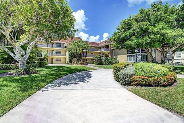 5560 Tamberlane Circle #224, Palm Beach Gardens, FL 33418 (#RX-10447185) :: Ryan Jennings Group