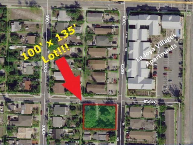 701 S F Street, Lake Worth, FL 33460 (#RX-10447230) :: Ryan Jennings Group