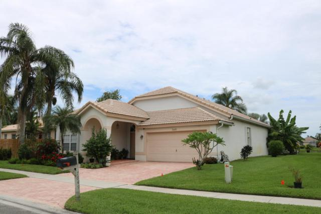 7649 Eagle Point Drive, Delray Beach, FL 33446 (#RX-10447380) :: Blue to Green Realty