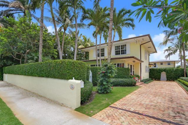 230 Chilean Avenue, Palm Beach, FL 33480 (#RX-10447490) :: Blue to Green Realty