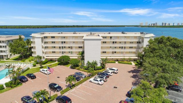 60 Yacht Club Drive #304, North Palm Beach, FL 33408 (#RX-10447660) :: Blue to Green Realty