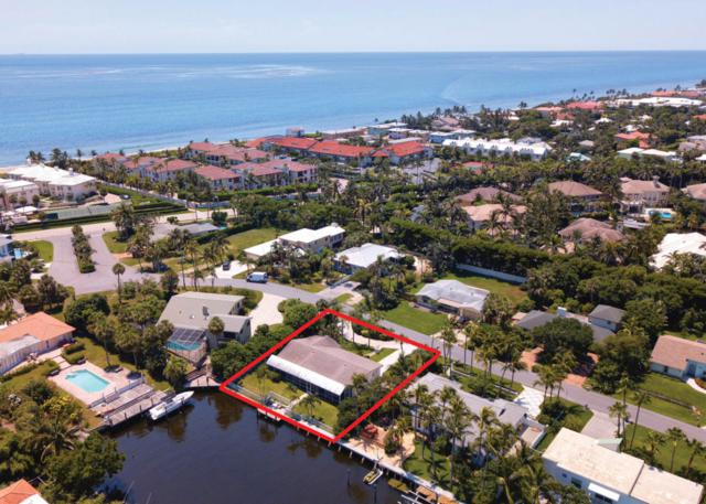18 Harbour Drive S, Ocean Ridge, FL 33435 (#RX-10447767) :: Ryan Jennings Group
