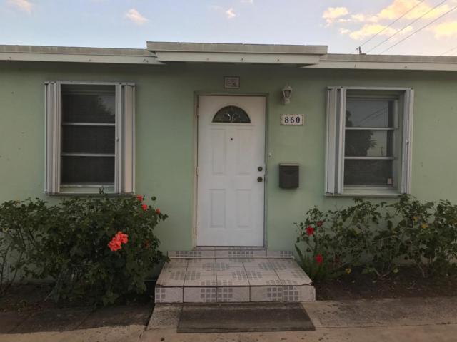 860 Green Street, West Palm Beach, FL 33405 (#RX-10447841) :: Ryan Jennings Group