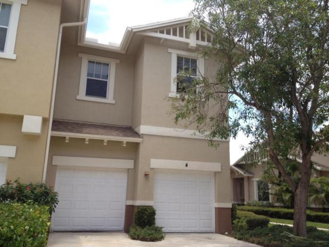 809 Marina Del Ray Lane #4, West Palm Beach, FL 33401 (#RX-10447872) :: Ryan Jennings Group