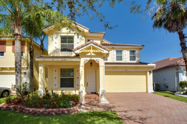 692 Belle Grove Lane, Royal Palm Beach, FL 33411 (#RX-10448017) :: Blue to Green Realty
