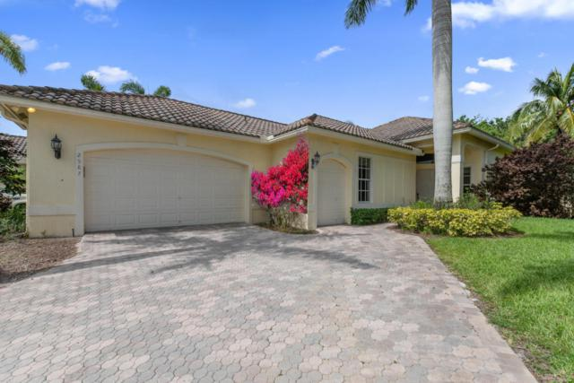 2587 Players Court, Wellington, FL 33414 (#RX-10448096) :: Blue to Green Realty