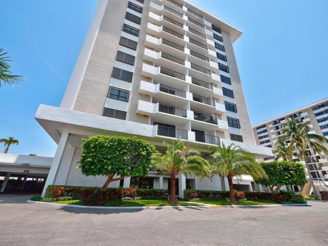 1208 Marine Way #504, North Palm Beach, FL 33408 (#RX-10448282) :: Blue to Green Realty