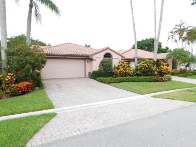 7664 Glendevon Lane, Delray Beach, FL 33446 (#RX-10448390) :: Blue to Green Realty