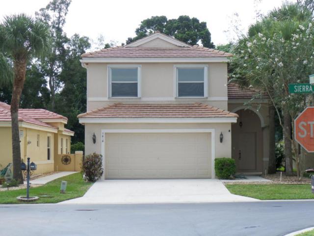 7616 Sierra Ridge Lane, Lake Worth, FL 33463 (#RX-10448394) :: Blue to Green Realty