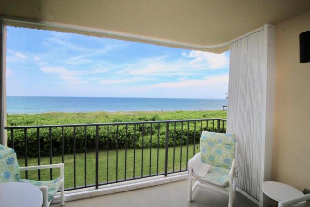 4250 N A1a #307, Hutchinson Island, FL 34949 (#RX-10448458) :: Atlantic Shores