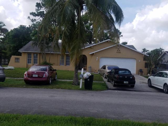 1486 Woodcrest Road N, West Palm Beach, FL 33413 (#RX-10448466) :: Blue to Green Realty