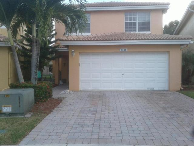 3314 Blue Fin Drive, West Palm Beach, FL 33411 (#RX-10448506) :: Blue to Green Realty
