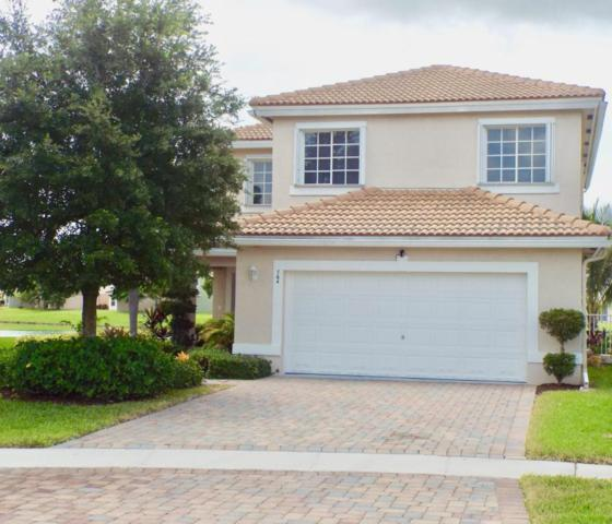 764 Perdido Heights Drive, West Palm Beach, FL 33413 (#RX-10448508) :: Blue to Green Realty