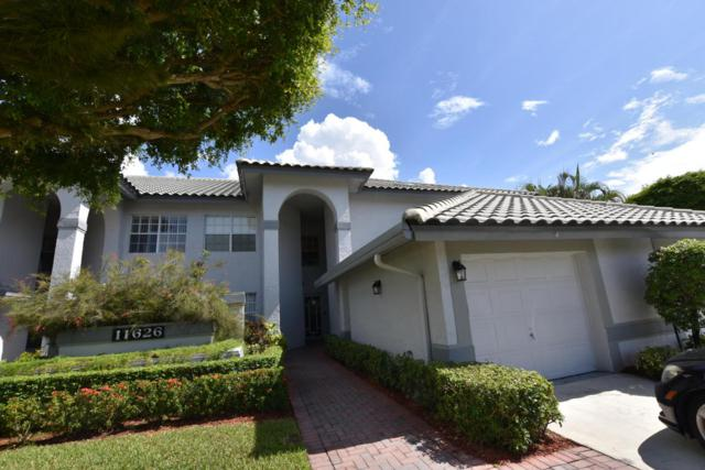 11626 Briarwood Circle #2, Boynton Beach, FL 33437 (#RX-10448533) :: Blue to Green Realty