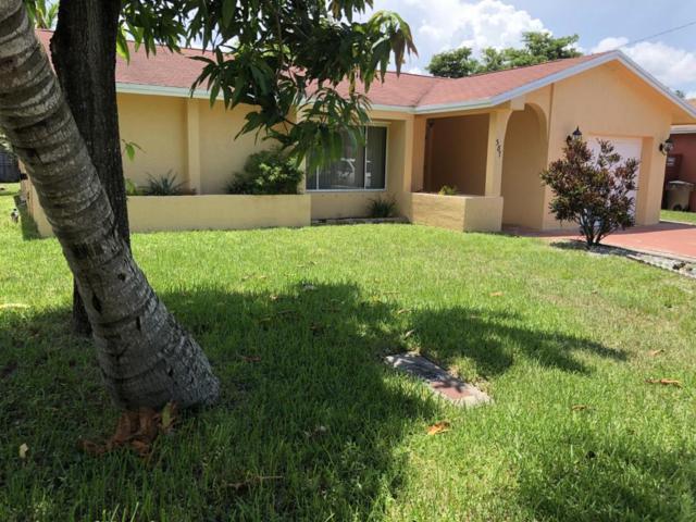 387 SW 30 Avenue, Deerfield Beach, FL 33442 (#RX-10448557) :: Blue to Green Realty