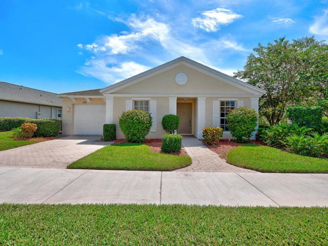241 SW Lake Forest Way, Port Saint Lucie, FL 34986 (#RX-10448580) :: Blue to Green Realty