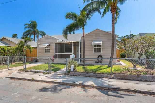 206 N E Street, Lake Worth, FL 33460 (#RX-10448604) :: Ryan Jennings Group