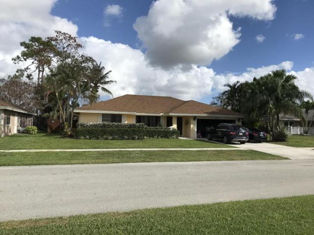 822 Azure Avenue, Wellington, FL 33414 (#RX-10448762) :: Ryan Jennings Group