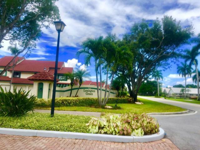 5 Lexington Lane E C, Palm Beach Gardens, FL 33418 (#RX-10448819) :: Ryan Jennings Group