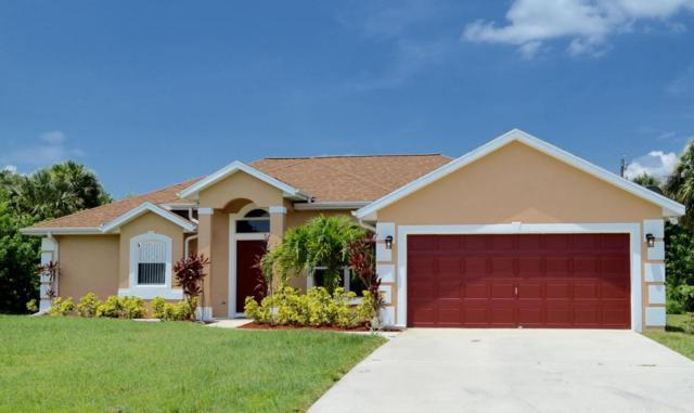 1950 SW Gold Lane, Port Saint Lucie, FL 34953 (#RX-10449080) :: Atlantic Shores