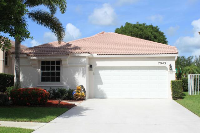 7943 Rockport Circle, Lake Worth, FL 33467 (#RX-10449212) :: Ryan Jennings Group