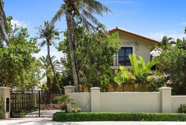 110 Hammon Avenue, Palm Beach, FL 33480 (#RX-10449330) :: Ryan Jennings Group