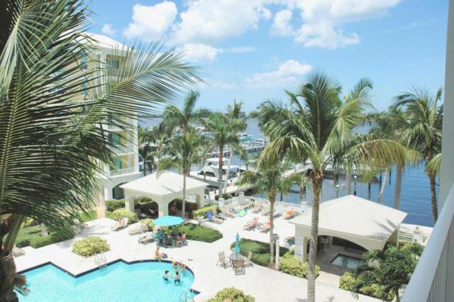 806 E Windward Way #418, Lantana, FL 33462 (#RX-10449466) :: The Reynolds Team/Treasure Coast Sotheby's International Realty