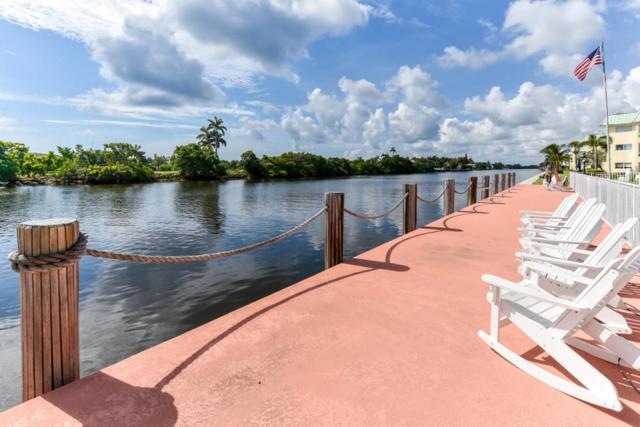 5 Colonial Club Drive #103, Boynton Beach, FL 33435 (#RX-10449475) :: Ryan Jennings Group