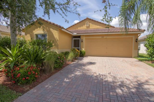 832 NW Greenwich Court, Port Saint Lucie, FL 34983 (#RX-10449504) :: The Haigh Group | Keller Williams Realty