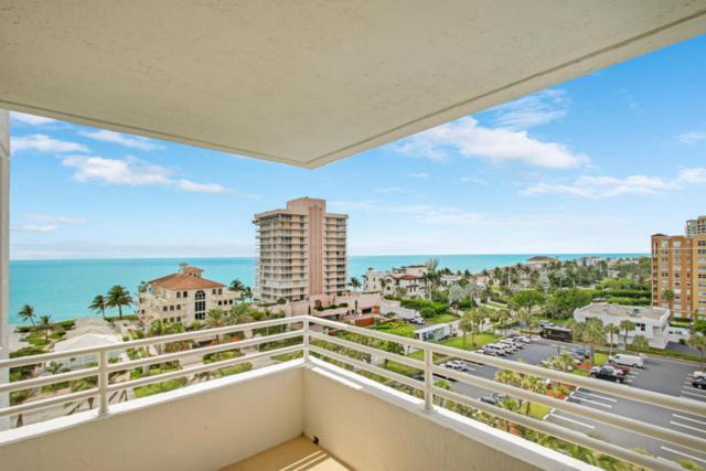 3450 S Ocean Boulevard #902, Highland Beach, FL 33487 (#RX-10450140) :: Ryan Jennings Group