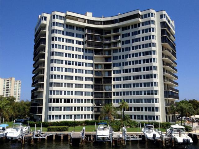 3912 S Ocean Boulevard #507, Highland Beach, FL 33487 (#RX-10450762) :: Ryan Jennings Group