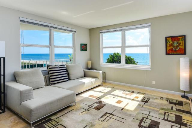 2295 S Ocean Boulevard #325, Palm Beach, FL 33480 (#RX-10451075) :: Weichert, Realtors® - True Quality Service