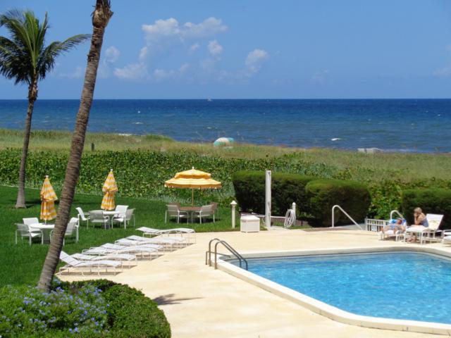 1225 S Ocean Boulevard #204, Delray Beach, FL 33483 (MLS #RX-10451174) :: Berkshire Hathaway HomeServices EWM Realty