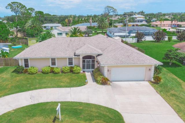 410 SE Gasparilla Avenue, Port Saint Lucie, FL 34983 (#RX-10451228) :: The Reynolds Team/Treasure Coast Sotheby's International Realty