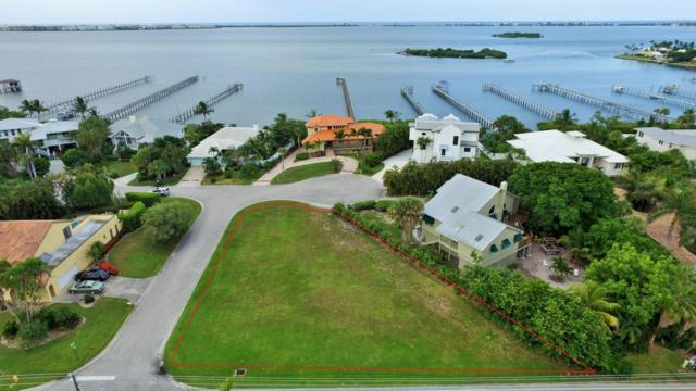 0 SE Herons Nest, Sewalls Point, FL 34996 (MLS #RX-10451658) :: The Paiz Group