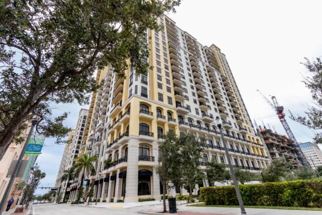 701 S Olive Avenue #1115, West Palm Beach, FL 33401 (#RX-10451750) :: Ryan Jennings Group