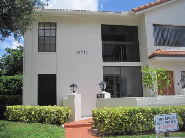 9711 Pavarotti Terrace #101, Boynton Beach, FL 33437 (#RX-10452474) :: Ryan Jennings Group