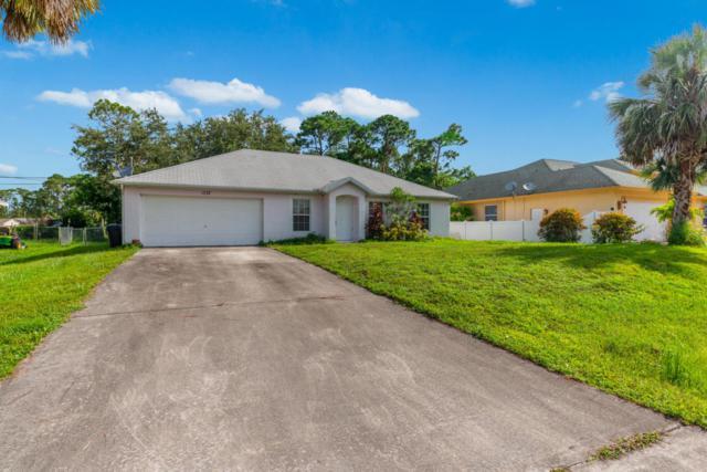 1757 SW Desert Avenue, Port Saint Lucie, FL 34953 (#RX-10452581) :: The Reynolds Team/Treasure Coast Sotheby's International Realty