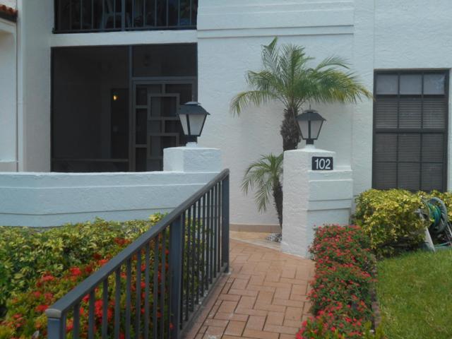 9729 Sills Drive E #102, Boynton Beach, FL 33437 (#RX-10453366) :: Ryan Jennings Group