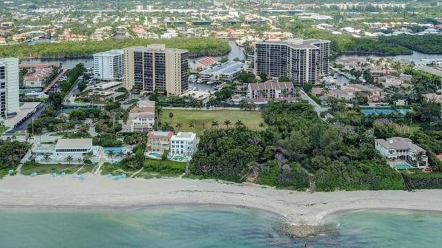 4748 S Ocean Boulevard Ph-3, Highland Beach, FL 33487 (#RX-10454185) :: The Haigh Group | Keller Williams Realty