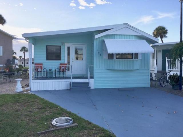 10725 S Ocean Drive #108, Jensen Beach, FL 34957 (#RX-10455994) :: The Carl Rizzuto Sales Team