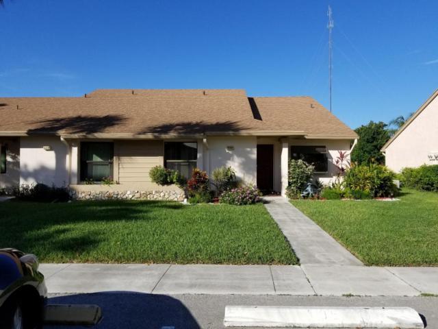 8266 Boca Glades Boulevard #206, Boca Raton, FL 33434 (MLS #RX-10456033) :: Castelli Real Estate Services