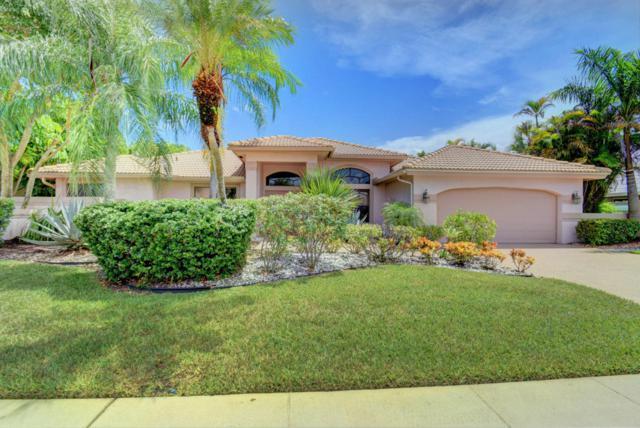 11169 Boca Woods Lane, Boca Raton, FL 33428 (MLS #RX-10456131) :: Castelli Real Estate Services