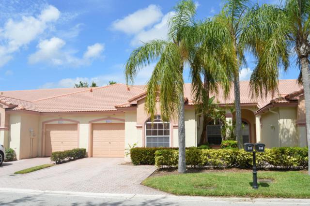 21111 Via Solano, Boca Raton, FL 33433 (MLS #RX-10456145) :: Castelli Real Estate Services