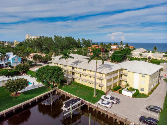 1700 S Ocean Boulevard #6, Delray Beach, FL 33483 (#RX-10456211) :: The Haigh Group | Keller Williams Realty