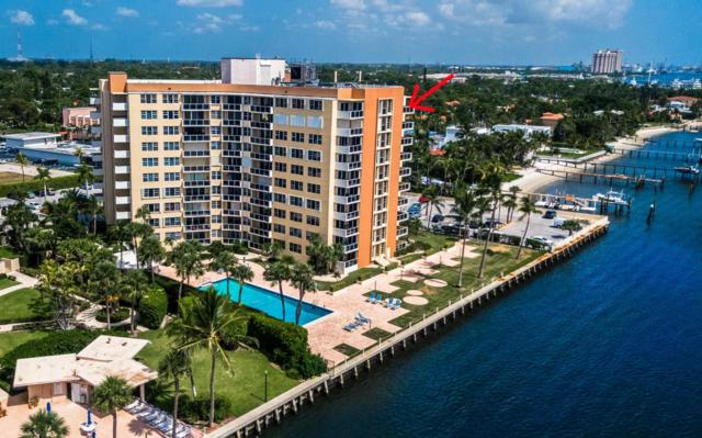 2800 N Flagler Drive #1006, West Palm Beach, FL 33407 (#RX-10456412) :: The Haigh Group | Keller Williams Realty